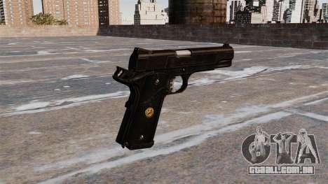Pistola M1911A1 para GTA 4 segundo screenshot