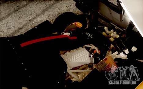 Pagani Zonda Cinque para as rodas de GTA San Andreas
