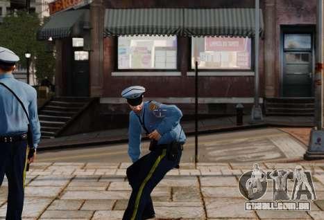 A Nova Cruz para com o objetivo para GTA 4 segundo screenshot