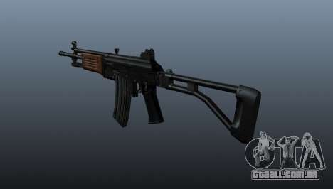 Espingarda automática Galil para GTA 4 segundo screenshot
