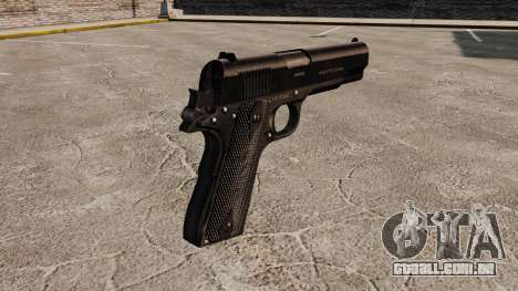 Colt M1911 pistola v1 para GTA 4 segundo screenshot