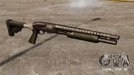 Shotgun da bomba-ação Mossberg 590 para GTA 4