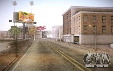 No traffic para GTA San Andreas segunda tela