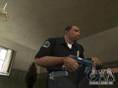 Armas de Pak domésticos para GTA San Andreas segunda tela