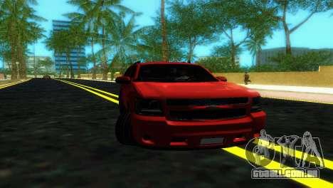 Novas estradas Starfish Island para GTA Vice City segunda tela