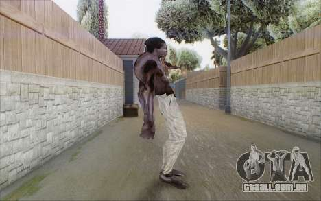 Mutante madžin para GTA San Andreas terceira tela