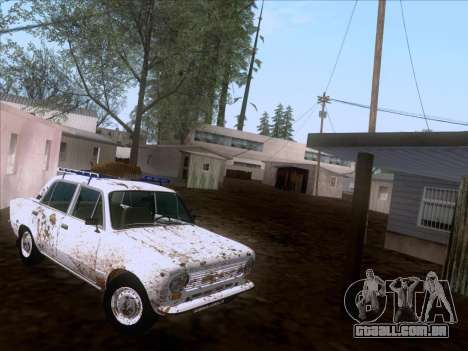 VAZ 21011 Cottage para GTA San Andreas