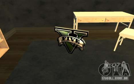 GTA V Save Icon para GTA San Andreas segunda tela