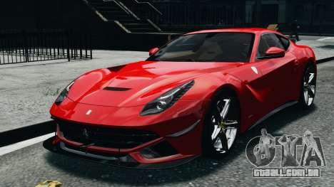 Ferrari F12 Berlinetta 2013 Modified Edition EPM para GTA 4