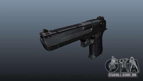 Pistola de águia do deserto para GTA 4