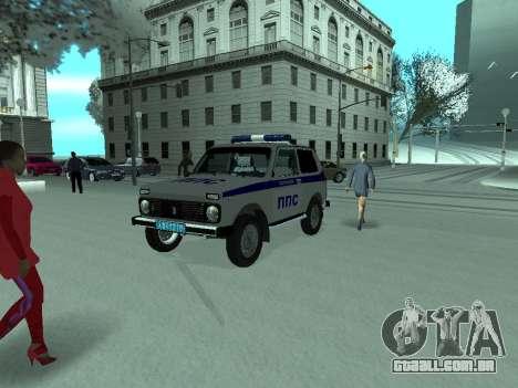 VAZ 212140 PPP para GTA San Andreas