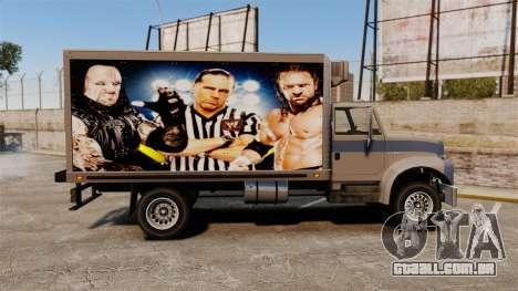 Estrelas do wrestling no Yankee para GTA 4 vista direita
