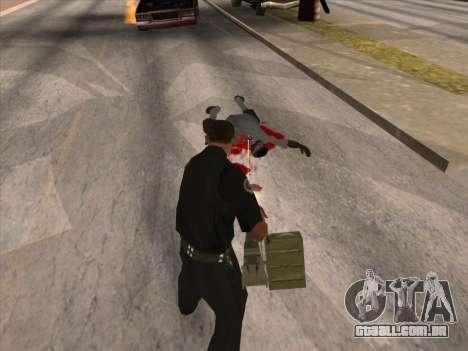 NSVT para GTA San Andreas nono tela