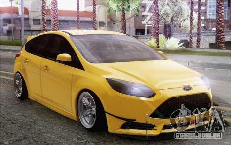 Ford Focus ST para GTA San Andreas