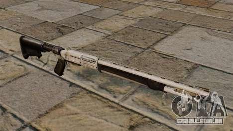 Nova shotgun da bomba-ação para GTA 4