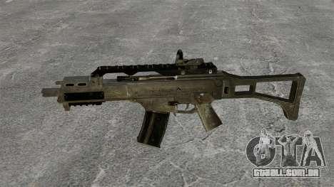Assault Rifle G36C para GTA 4 terceira tela