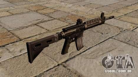 O fuzil de assalto de LR-300 para GTA 4 segundo screenshot