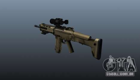 MagPul Masada Rifle de assalto para GTA 4 segundo screenshot