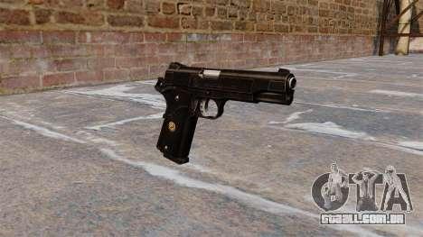 Pistola M1911A1 para GTA 4