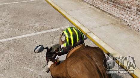 Uma coleção de capacetes Arai v2 para GTA 4 sexto tela