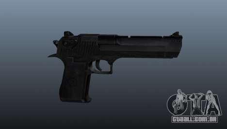 Pistola de águia do deserto para GTA 4 terceira tela