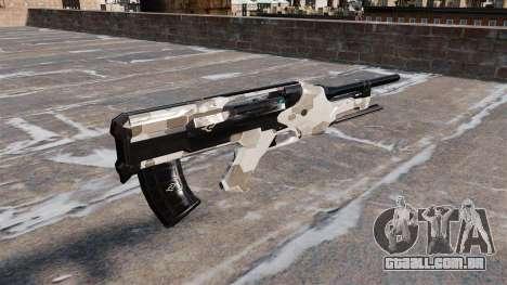 Metralhadora felina para GTA 4 segundo screenshot