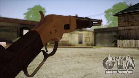 Cuntgun HD para GTA San Andreas terceira tela