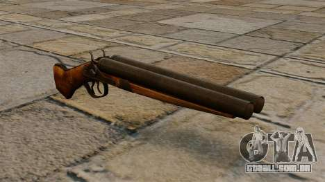 Escopeta para GTA 4