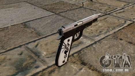 Pistola atualizada CZ75 para GTA 4 segundo screenshot