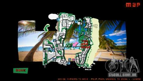 Loja de ferramentas para GTA Vice City quinto tela