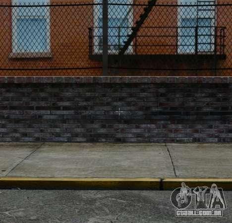 A Nova Cruz para com o objetivo para GTA 4