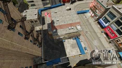 Drift em torno da cidade para GTA 4
