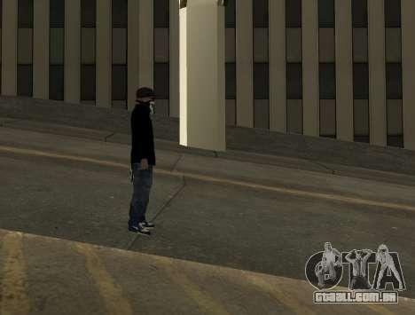 Vagos Skin Pack para GTA San Andreas quinto tela