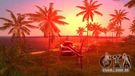 Sun effects para GTA Vice City sexta tela