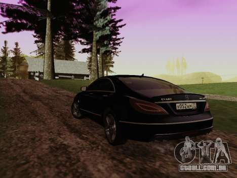 SA_RaptorX v 1.0 para PC fraco para GTA San Andreas quinto tela