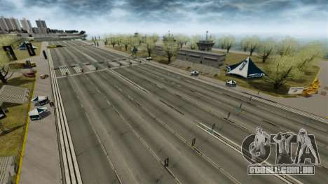 Euro Drag Strip para GTA 4 terceira tela
