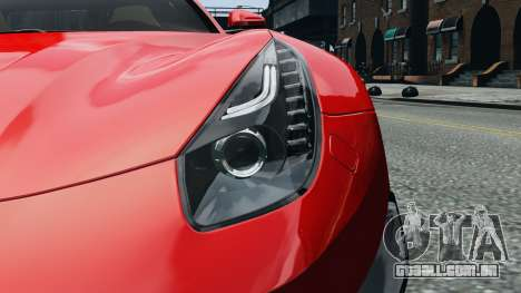 Ferrari F12 Berlinetta 2013 Modified Edition EPM para GTA 4 vista lateral