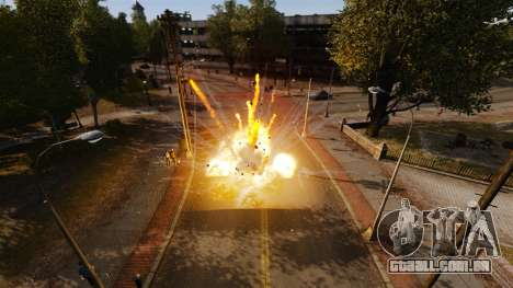 Serviços especiais Merryweather e Lester para GTA 4 décimo tela