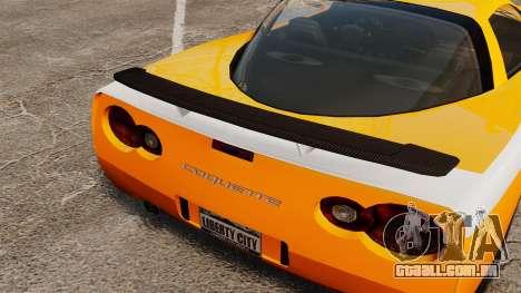 Extreme Spoiler Adder 1.0.4.0 para GTA 4 quinto tela
