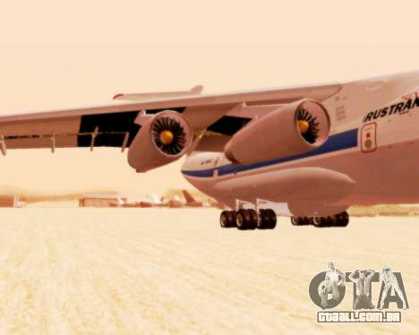 Il-76td v 2.0 para GTA San Andreas vista direita