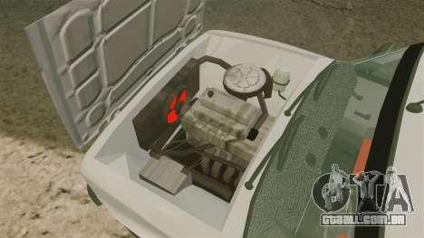 Tofas Serce para GTA 4 vista interior