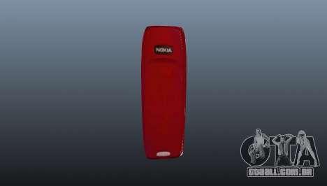Explodindo Nokia 3310 para GTA 4 segundo screenshot