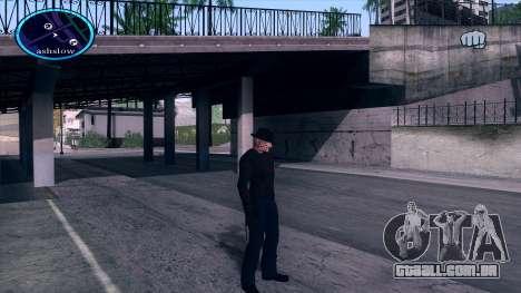 Freddy Krueger para GTA San Andreas segunda tela