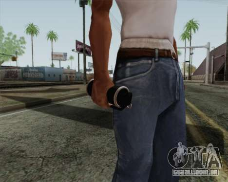 Granada de assalto de HD para GTA San Andreas