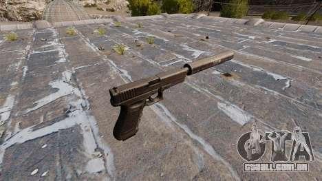 Carregamento automático pistola Glock 17 para GTA 4 segundo screenshot