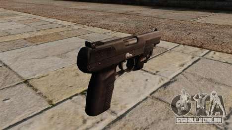 Pistola FN Five-seveN para GTA 4 segundo screenshot