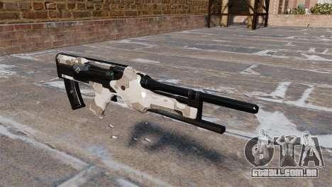 Metralhadora felina para GTA 4