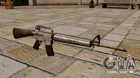 O fuzil M16A4 para GTA 4