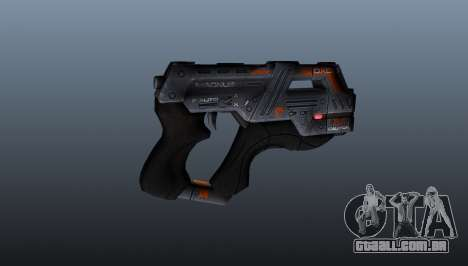 Arma M6 Carnifex para GTA 4 terceira tela
