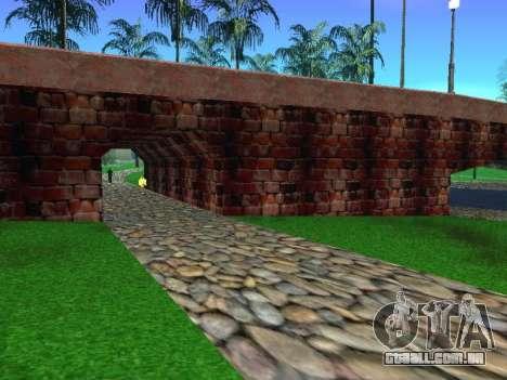 Glen Park para GTA San Andreas terceira tela